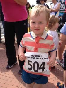 Horwich 1m race 1